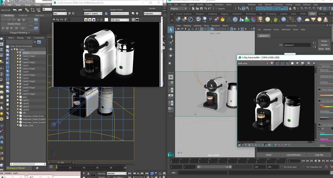 MaxToMaya – 3DtoAll