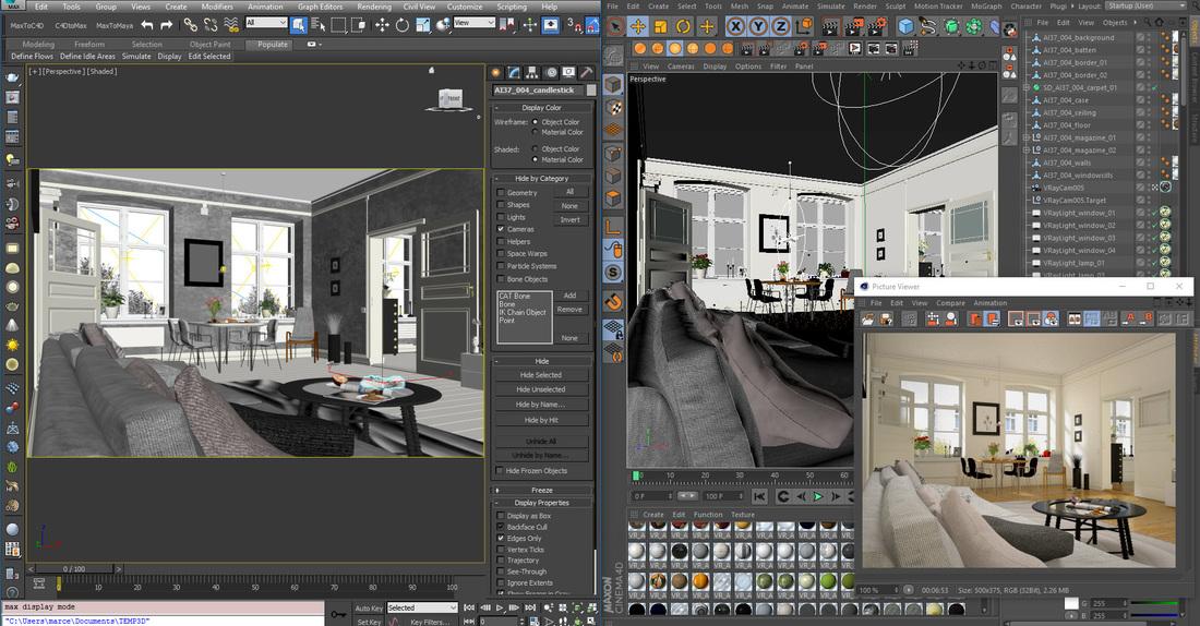 MaxToC4D – 3DtoAll